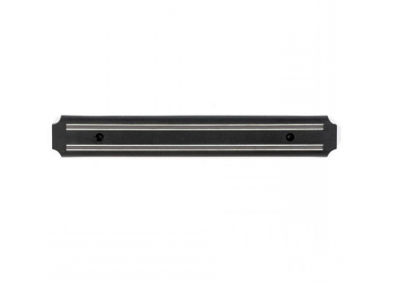 Suport cutite magnetic, 33 cm, negru [0]