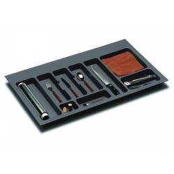 Suport organizare tacamuri, gri orion, pentru latime corp 900 mm1