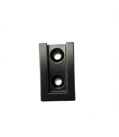 Suport lateral pentru bara umerase rectangulara, finisaj mat1