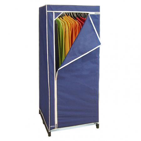 Suport pentru umerase cu husa de protectie din panza 150 x 60 x 46 cm2