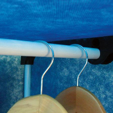 Suport pentru umerase cu husa de protectie din panza 150 x 60 x 46 cm4