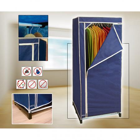 Suport pentru umerase cu husa de protectie din panza 150 x 60 x 46 cm3