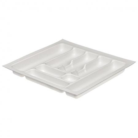 Suport tacamuri, alb, pentru latime corp 700 mm, montabil in sertar bucatarie1