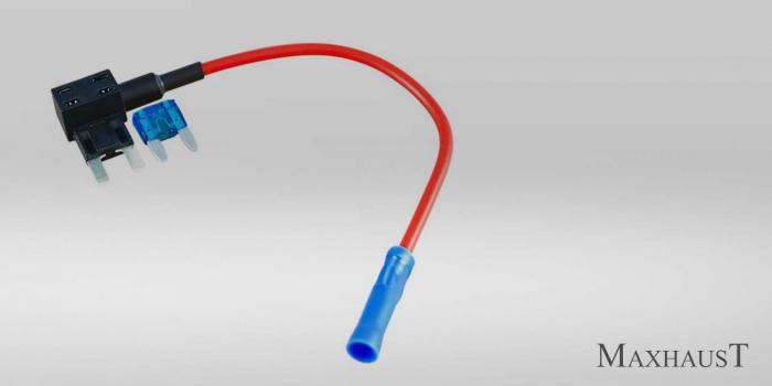 Adaptor dublu circuit Mini siguranta auto XSA200 [0]