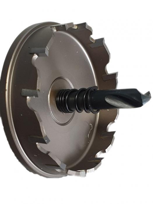 Carota carbura pentru metal - 64mm [0]