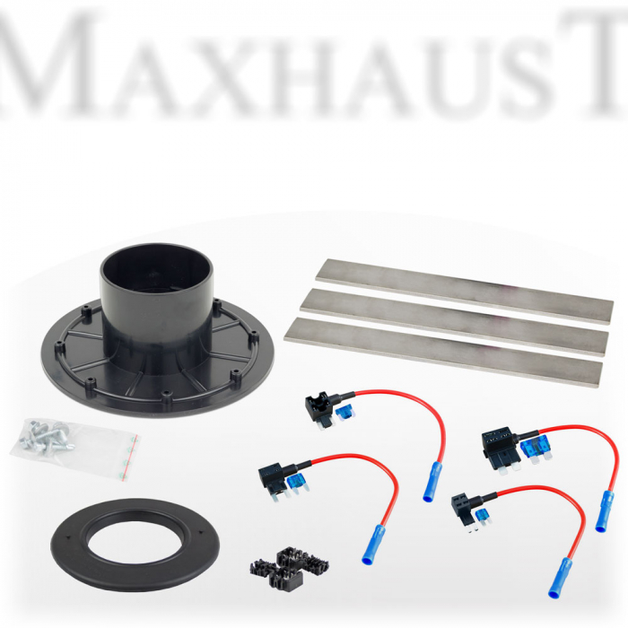 Sistem Maxhaust Active Sound Booster – Set complet universal 2
