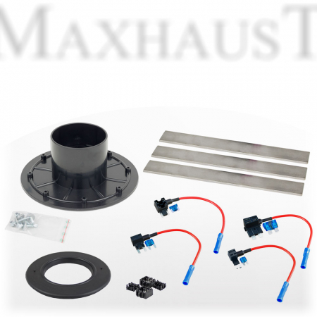 Sistem Maxhaust Active Sound Booster – Set complet universal2