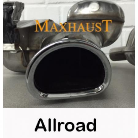 Set Maxhaust - Esapament Active Sound Audi A6/A7 4G - ESM Audi0