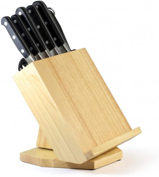 Set cutite cu suprt rotativ, Premium,  Carl Schmidt Sohn 056940, 8 bucati, suport tableta 2