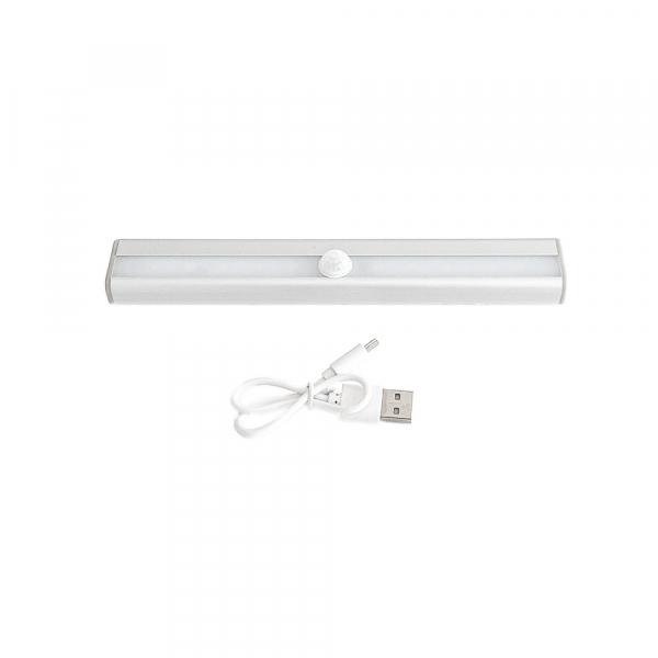 Corp de iluminat LED cu senzor de miscare, reincarcabil, lumina rece 4