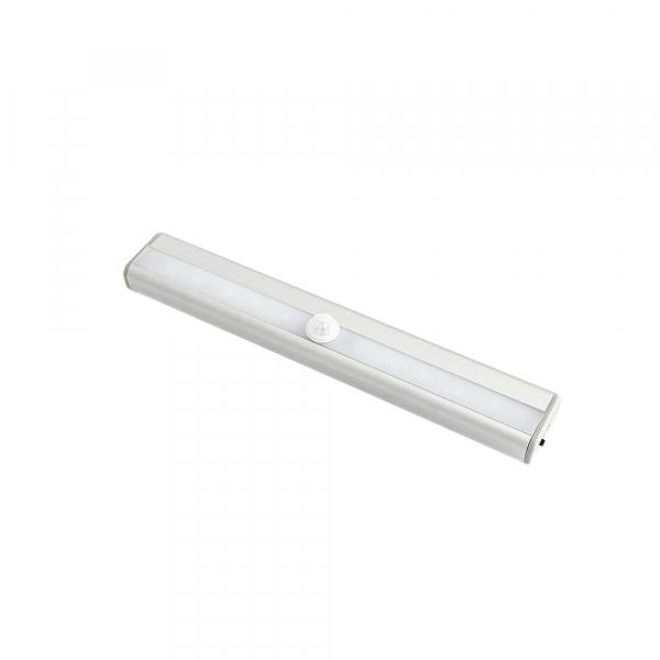 Corp de iluminat LED cu senzor de miscare, reincarcabil, lumina rece 0
