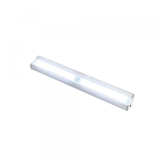 Corp de iluminat LED cu senzor de miscare, reincarcabil, lumina rece 1