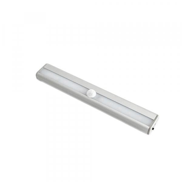 Corp de iluminat LED cu senzor de miscare, reincarcabil, lumina calda 0