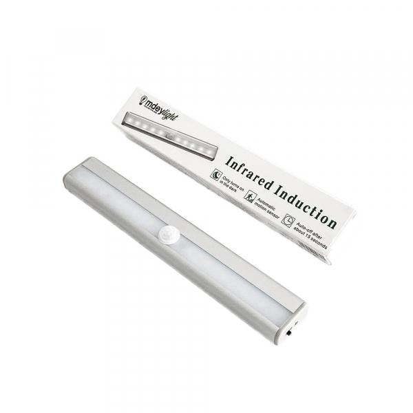 Corp de iluminat LED cu senzor de miscare, reincarcabil, lumina rece 3