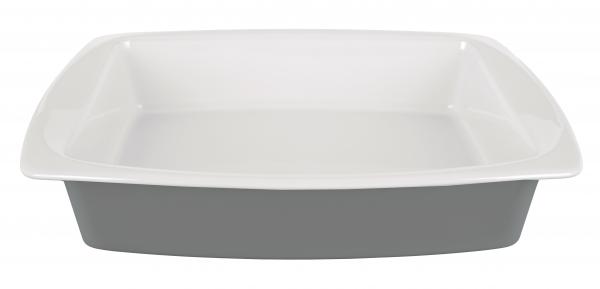 Vas ceramica rectangular 37CM Stoneware Bergner BGEU-2627 [0]