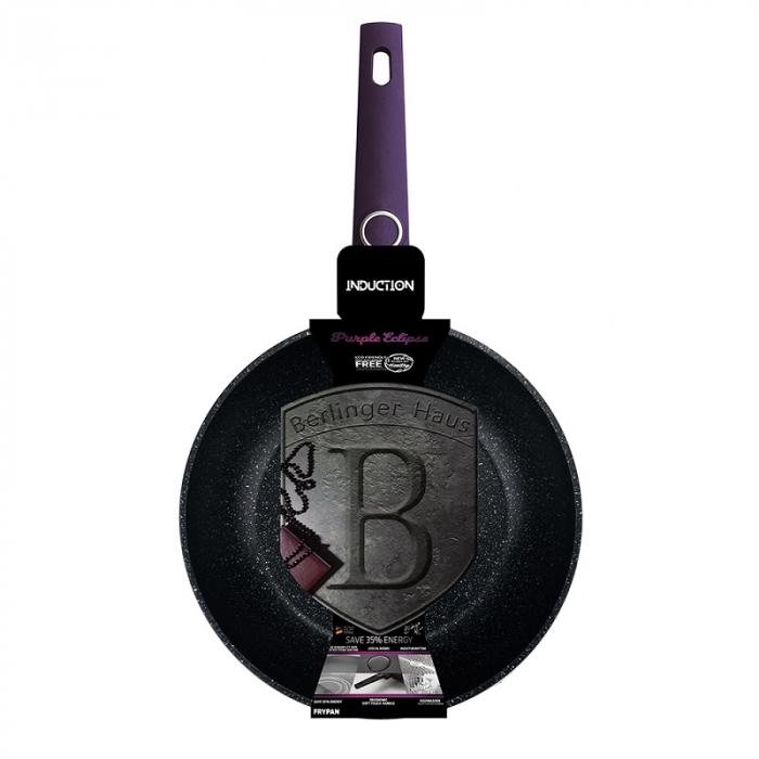 Tigaie marmorata 24 cm Purple Eclipse Berlinger Haus BH 6625 1