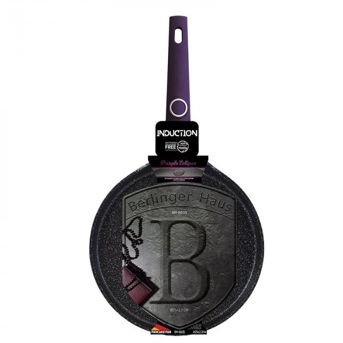Tigaie marmorata 25 cm clatite Purple Eclipse Berlinger Haus BH 6635 [1]