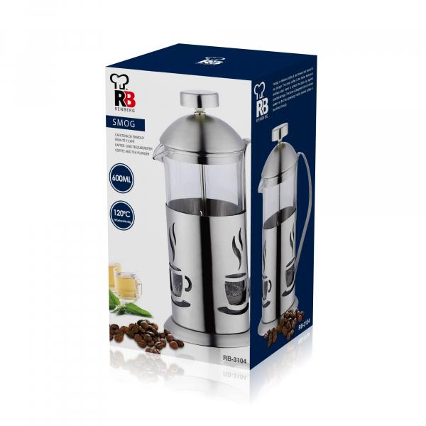 Infuzor ceai si cafea 600 ML Renberg RB 3104 [1]