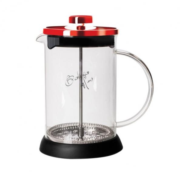Presa Cafea & Ceai, 350 ml, Burgundy, Berlinger Haus BH 1496 0