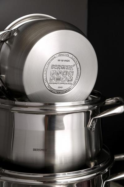 Set oale inox 8 piese Bergner Gourmet BG 6523 1