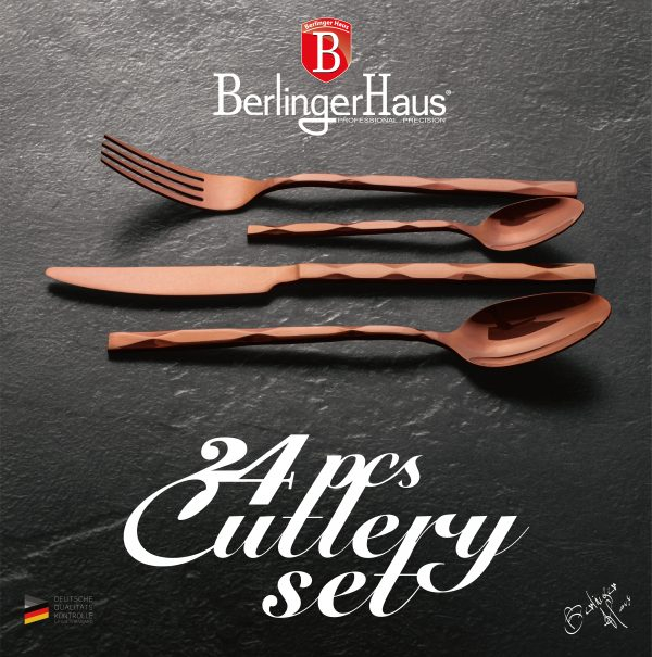 Set Tacamuri Berlinger Haus Rose Gold BH 2621 [3]