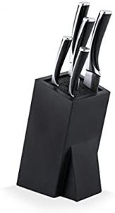 Set cutite Lychen, Carl Schmidt Sohn 061630, 6 bucati, negru, cutie cadou0