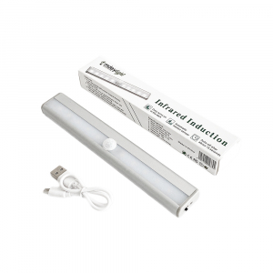Corp de iluminat LED cu senzor de miscare, reincarcabil, lumina calda2