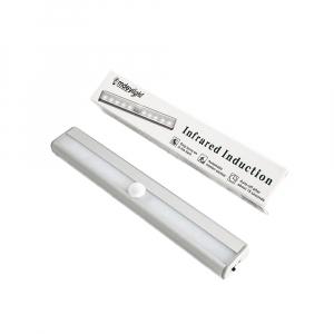 Corp de iluminat LED cu senzor de miscare, reincarcabil, lumina calda3