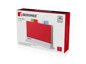 Set tocator 5 piese Bergner BG-39951-MT [1]