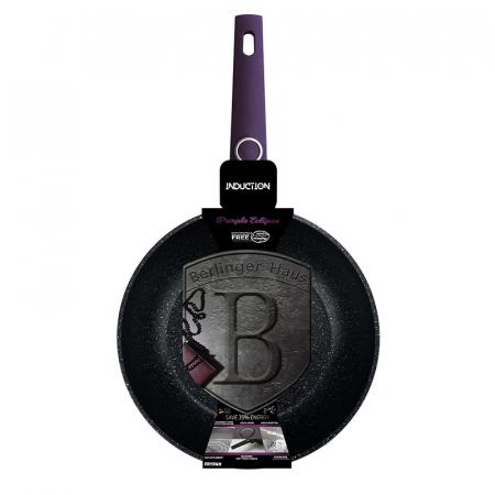 Tigaie marmorata 24 cm Purple Eclipse Berlinger Haus BH 66251
