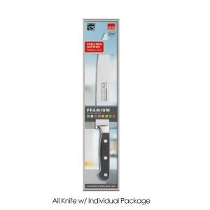 Cutit Premium, Carl Schmidt Sohn, 20 cm, maner negru, cutie cadou 0031281