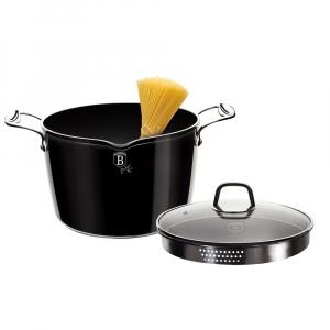 Oala pentru fiert paste, orez Black Royal Berlinger Haus BH 16800
