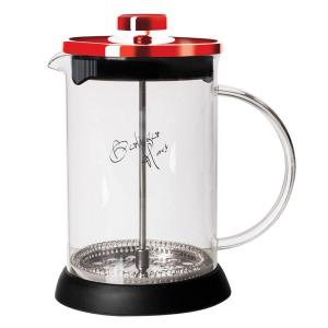 Presa Cafea & Ceai, 600 ml, Burgundy, Berlinger Haus BH 14970