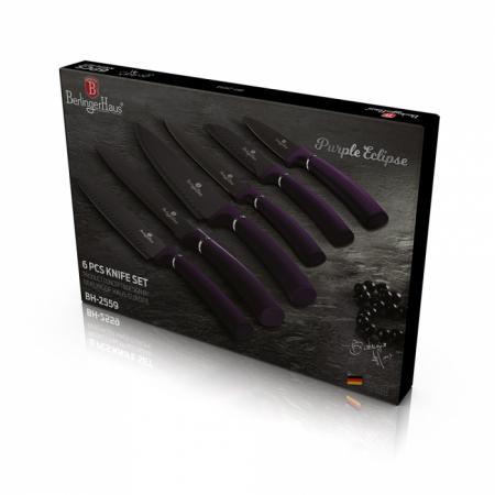 Set de cutite 6 piese Purple Berlinger Haus BH 2559 [2]