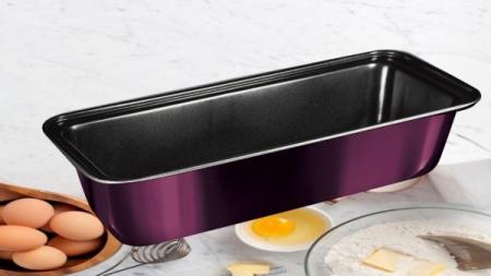 Tava chec marmorata Purple Royal Berlinger Haus BH 67992