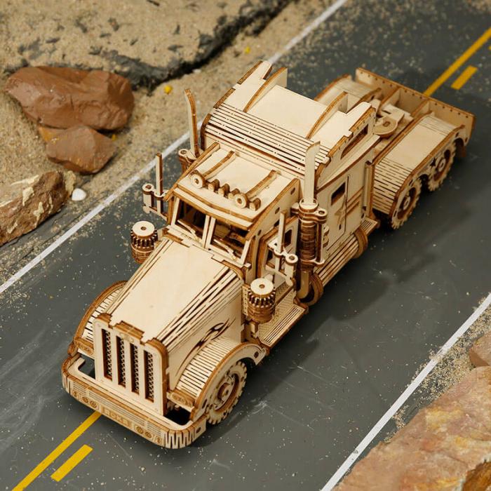 Camion de mare tonaj 1