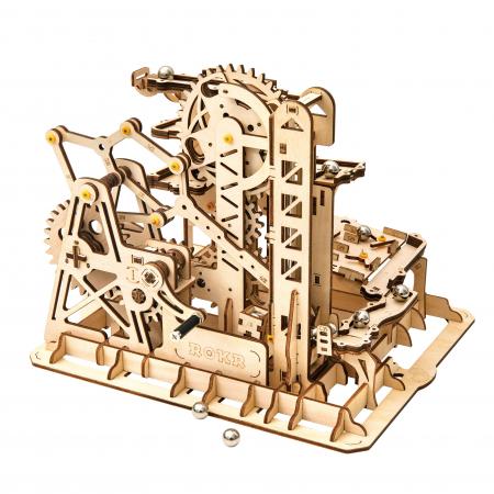 Marble Climber - Puzzle mecanic 3D din lemn0