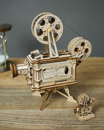 Vitascope - Puzzle mecanic 3D din lemn6