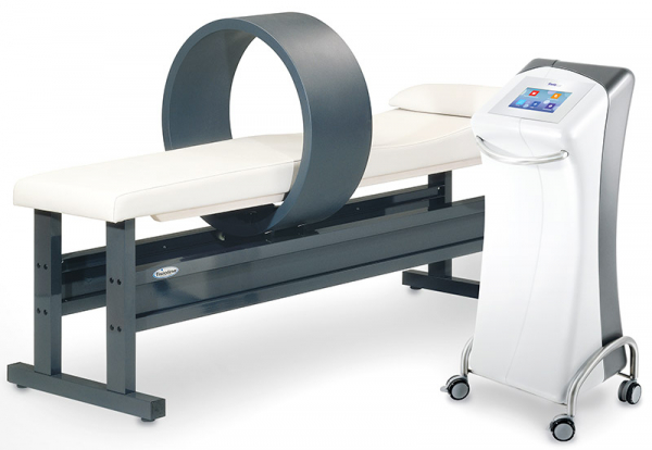 Aparat magnetoterapie FISIOFIELD MAXI Touch Screen (pat terapeutic + 1 centura) 0