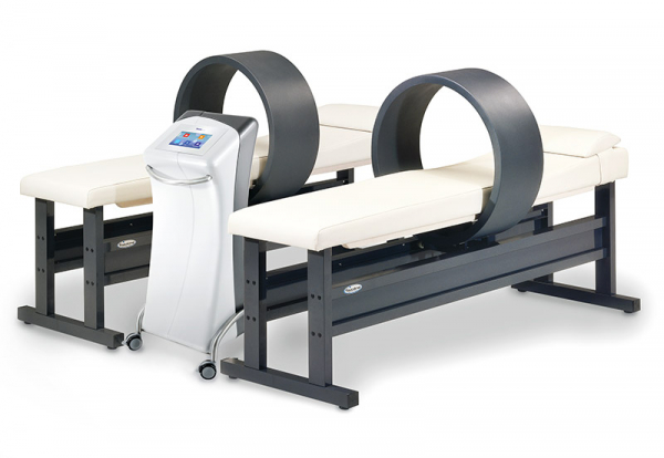 Aparat magnetoterapie FISIOFIELD MAXI Touch Screen (2 paturi terapeutice + 2 centuri) 0