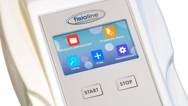 Aparat magnetoterapie FISIOFIELD MIDDLE Touch Screen (2 paturi terapeutice + 2 centuri) 1