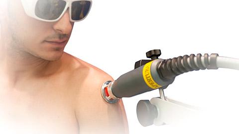 Aparat de terapie laser LUMIX ULTRA Touch Screen (1064nm - 650nm) 1