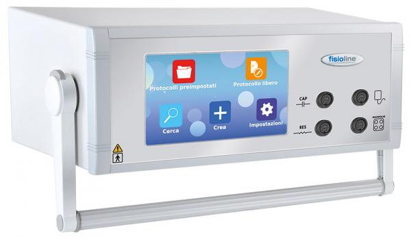 Aparat terapie diatermie prin radiofrecventa Fisioline RADIANT MOBILE 0