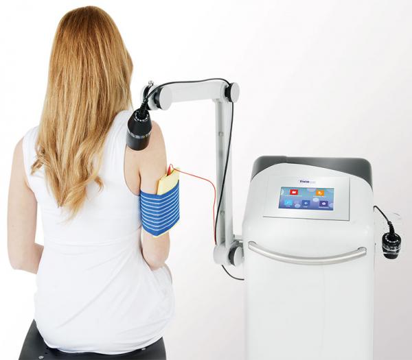 Aparat terapie cu ultrasunete FISIOSONIC PLUS Touch Screen 3