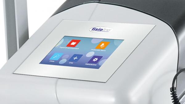 Aparat terapie cu ultrasunete FISIOSONIC PLUS Touch Screen 1