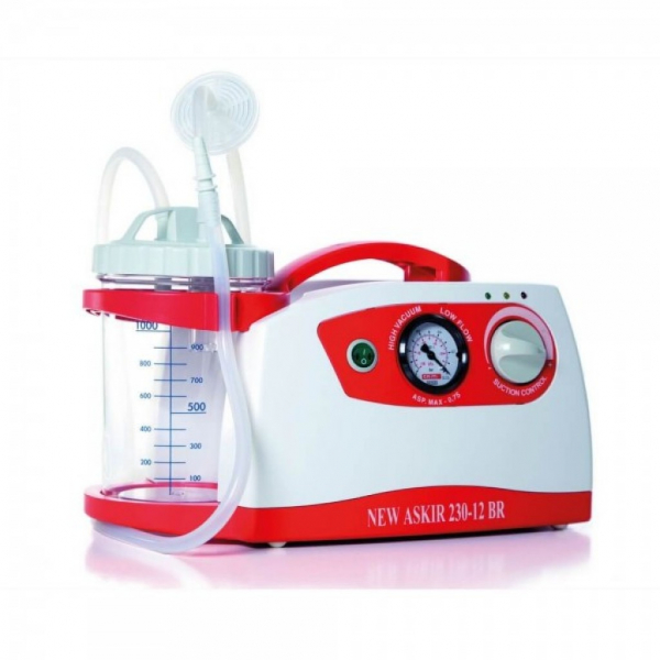 Aspirator chirurgical ASKIR 230/12 V BR 0