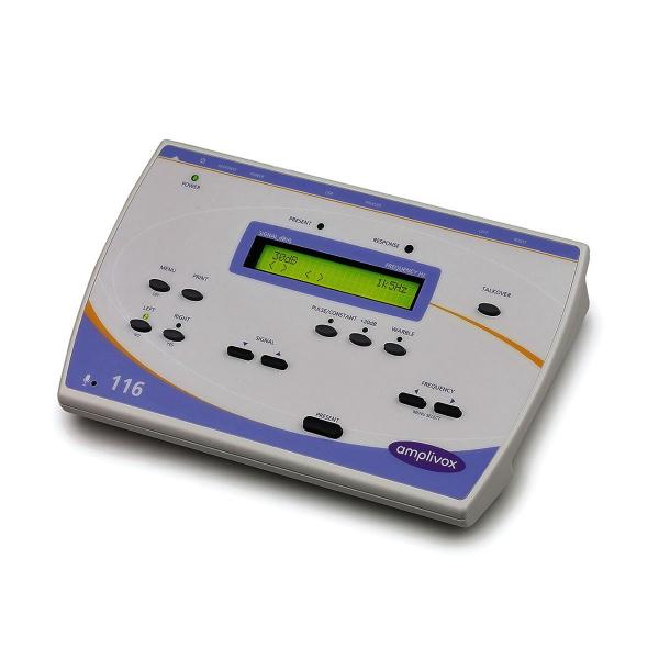 Audiometru Amplivox de triaj (screening) manual - 116 [0]