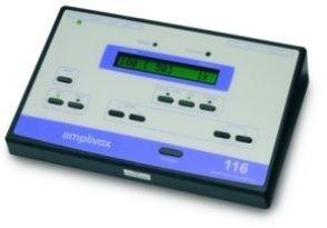 Audiometru de triaj Amplivox (screening) manual - 116 cu posibilitate alimentare cu baterii 0