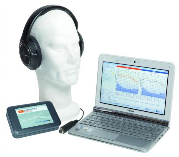 Audiometru PC EM 600M 0