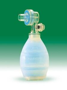Balon resuscitare silicon Fazzini copii 0